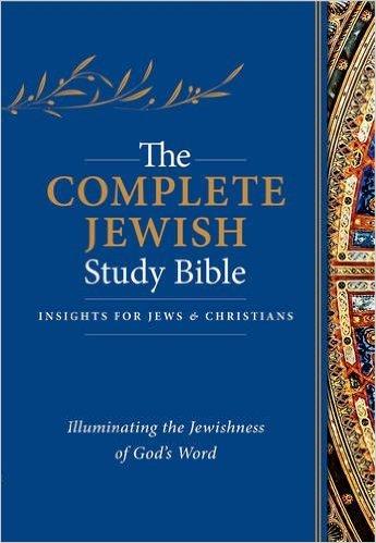Complete Jewish Study Bible