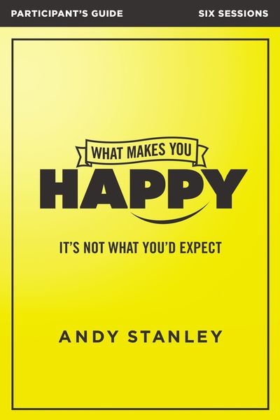 What Makes You Happy Participant's Guide