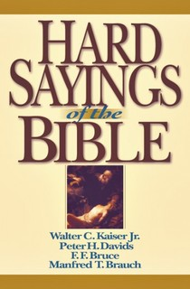 Hard Sayings of the Bible