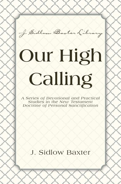 Our High Calling