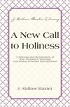 New Call To Holiness