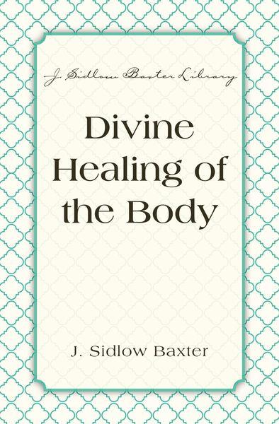Divine Healing - Life, Hope & Truth