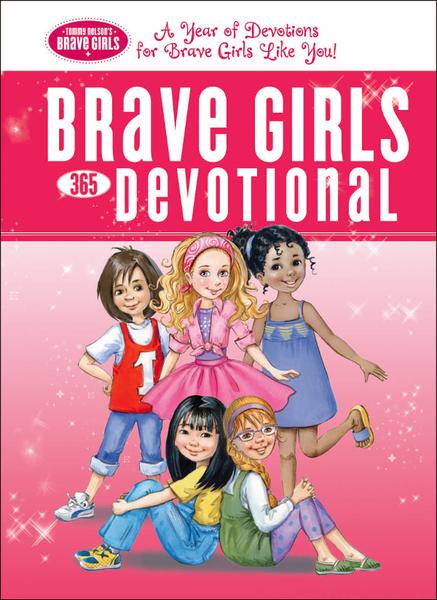 Brave Girls 365-Day Devotional