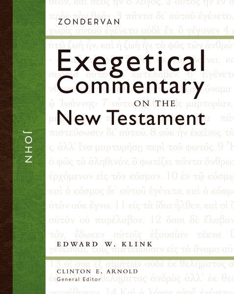 Zondervan Exegetical Commentary on the New Testament (ZECNT): John