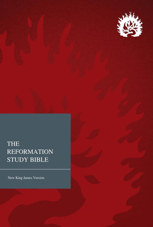 Reformation Study Bible Notes (2016), NKJV