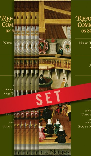 Reformation Commentary on Scripture Series (RCS): 11 Vols.