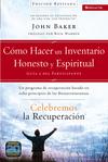 Celebremos la recuperación Guía 2: Cómo hacer un inventario honesto y espiritual