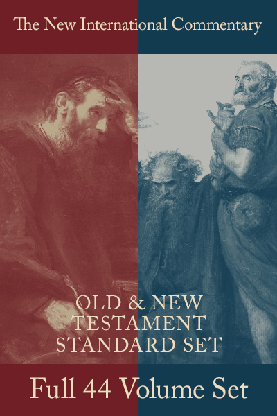 New International Commentary (NICOT & NICNT): Old and New Testament Standard Set (44 Vols.)