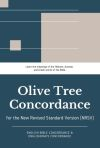 Olive Tree NRSV Concordance with NRSV (Englishman's and English Bible Concordance)