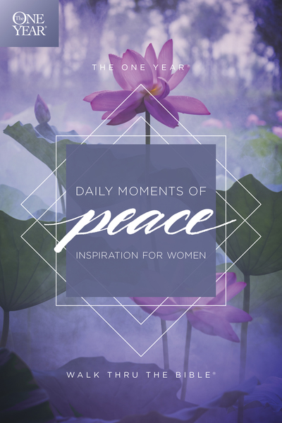 One Year Daily Moments of Peace