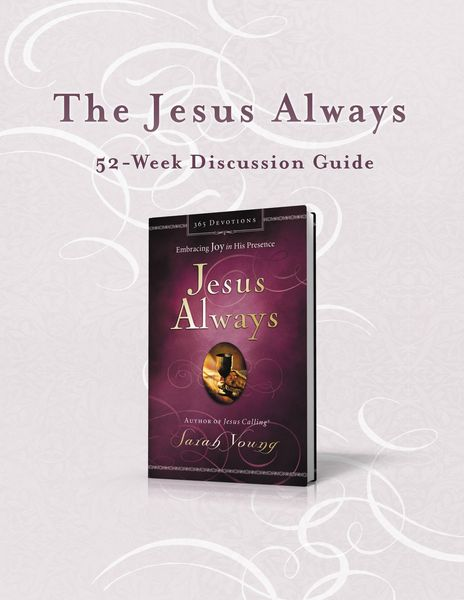 Jesus Always 52-Week Discussion Guide
