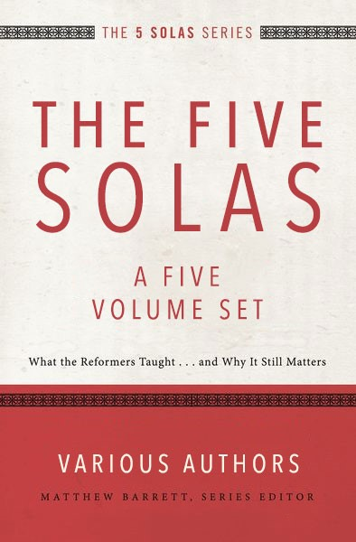Five Solas Series (5 Vols.)