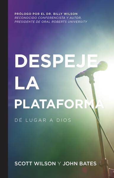 Despeje la plataforma: Dé lugar a Dios