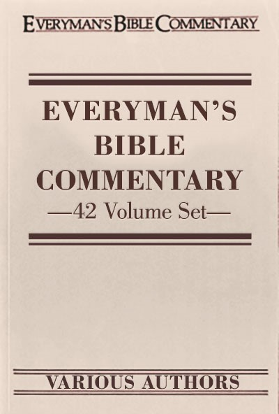 Everyman's Bible Commentary (EvBC) 42 Vols.