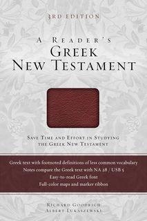 Reader's Greek New Testament