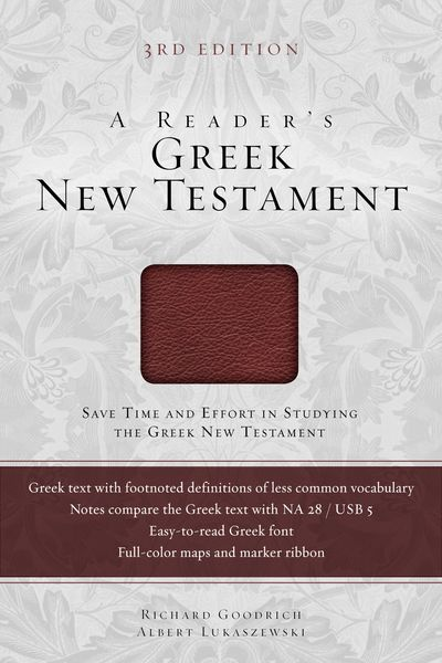 Reader's Greek New Testament