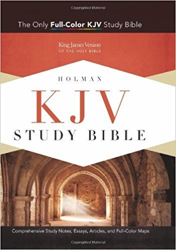 Holman KJV Study Bible Notes