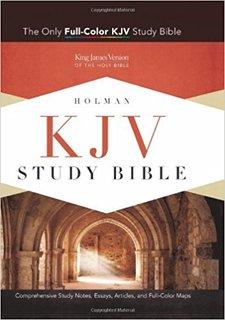 Holman KJV Study Bible Notes