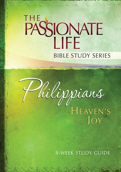 Philippians: Heaven's Joy 8-week Study Guide