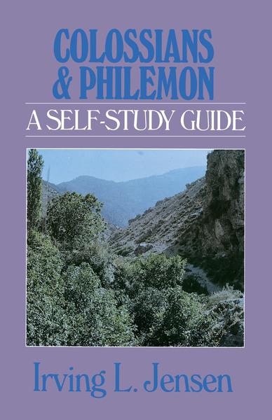Colossians & Philemon- Jensen Bible Self Study Guide