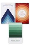 Spiritual Leadership, Spiritual Discipleship, Spiritual Maturity Set of  3 Sanders books