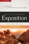 Exalting Jesus in Leviticus: Christ-Centered Exposition Commentary (CCEC)