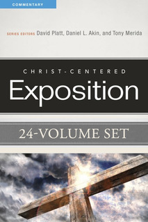 Christ-Centered Exposition Commentary (CCEC) 24 Vols