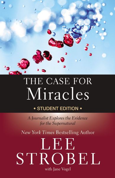 Case for Miracles Student Edition