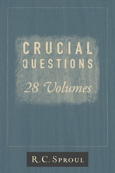 Crucial Questions Booklet Collection (28 Vols.)