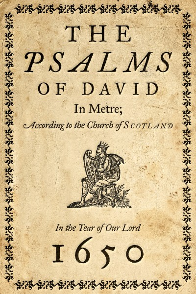 Psalms of David in Metre for the Olive Tree Bible App on iPad