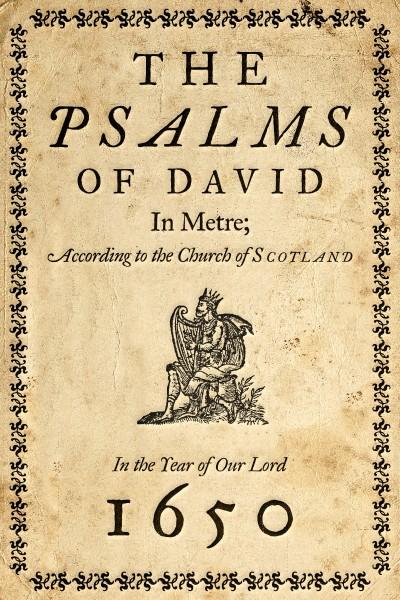 Psalms of David in Metre