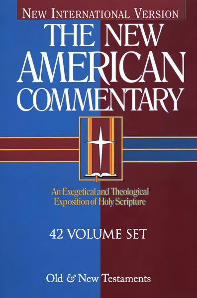 New American Commentary (NAC) - Old & New Testament Set (42 Vols.)