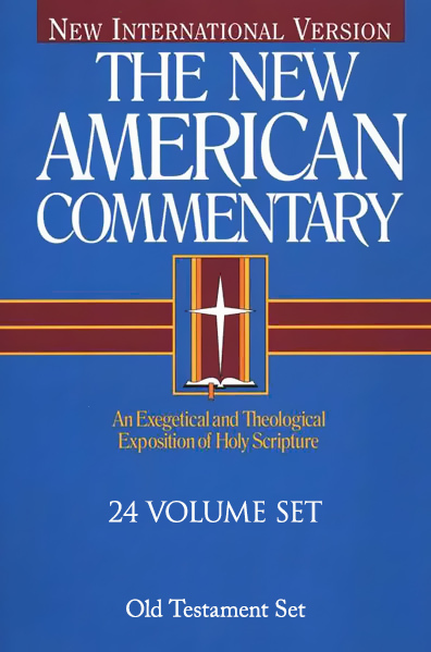 New American Commentary (NAC)  - Old Testament Set (24 Vols.)