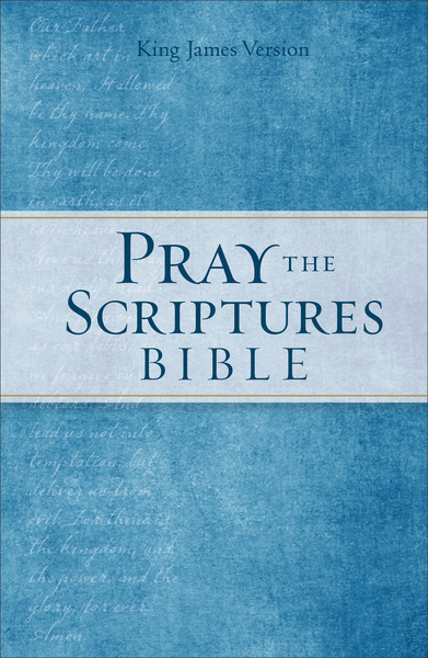 KJV Pray the Scriptures Bible