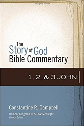 1,2,3 John: Story of God Bible Commentary (SGBC)