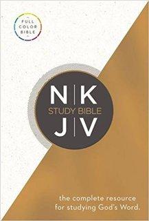 NKJV Study Bible, Full Color Edition