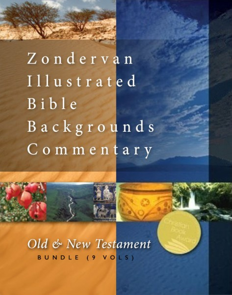 Zondervan Illustrated Bible Backgrounds Commentary: Old and New Testament Bundle (9 Vols.)