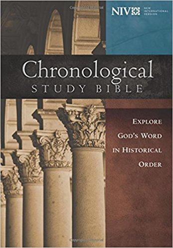 Chronological Study Bible (NIV)