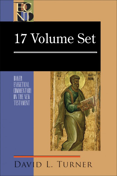 Baker Exegetical Commentary on the New Testament Set - BECNT (17 Vols.)