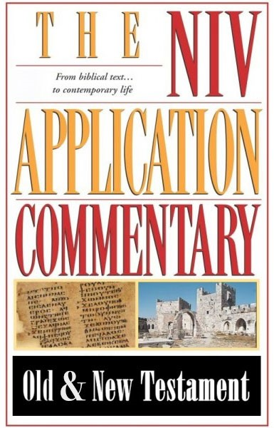 NIV Application Commentary (NIVAC) Old and New Testament Set (42 Vols.)