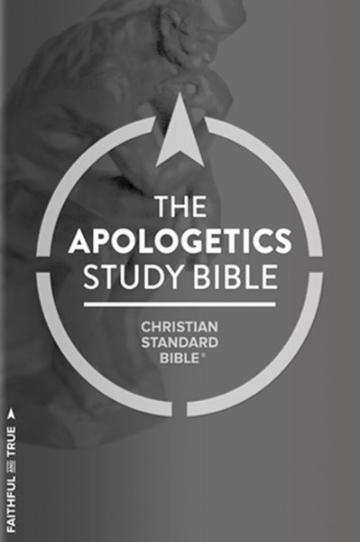 CSB Apologetics Study Bible