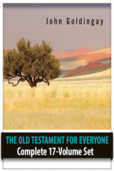 For Everyone Commentary Series - Old Testament Set (17 Vols.)