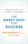 The Sweet Spot for Success: Finding the Place Where Your Talent and Passions Meet