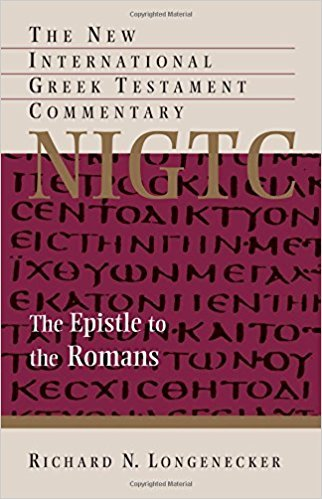 Romans: New International Greek Testament Commentary Series (NIGTC)