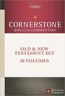 Cornerstone Biblical Commentary: Old & New Testament Set (20 Vols.)