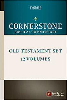 Cornerstone Biblical Commentary: Old Testament Set (12 Vols.)