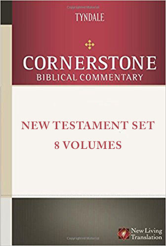 Cornerstone Biblical Commentary: New Testament Set (8 Vols.)