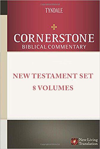 Cornerstone Biblical Commentary: New Testament Set (8 Vols.)