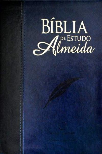 Bíblia de Estudo Almeida Revista e Atualizada
