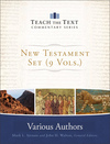 Teach the Text New Testament Set (9 Vols.)